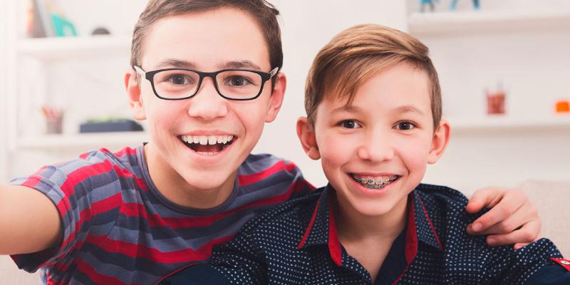 Tipos de ortodoncia infantil más comunes