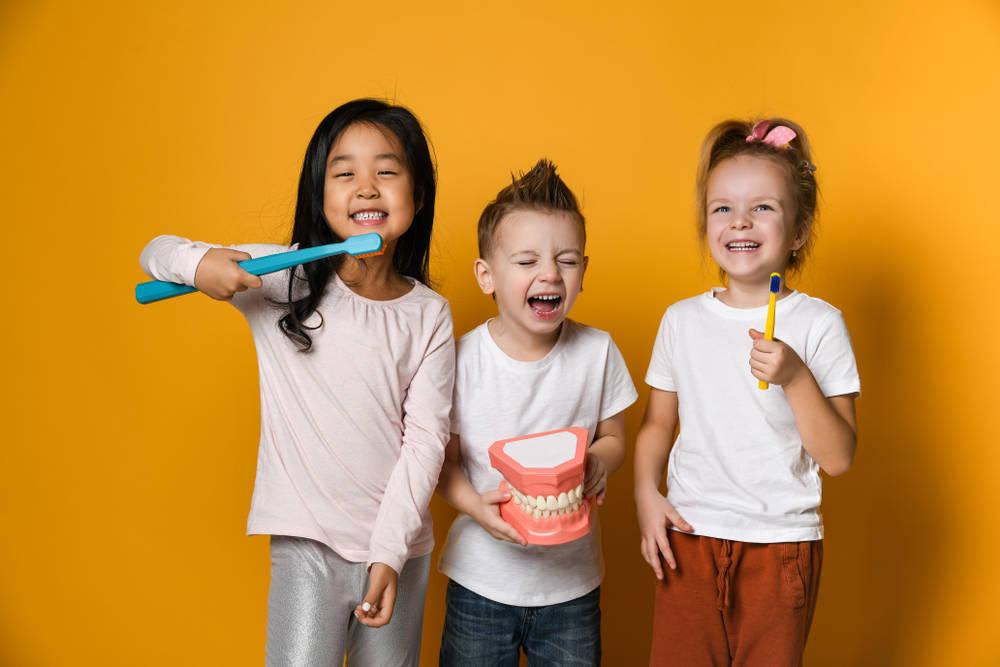 caries dental en los niños