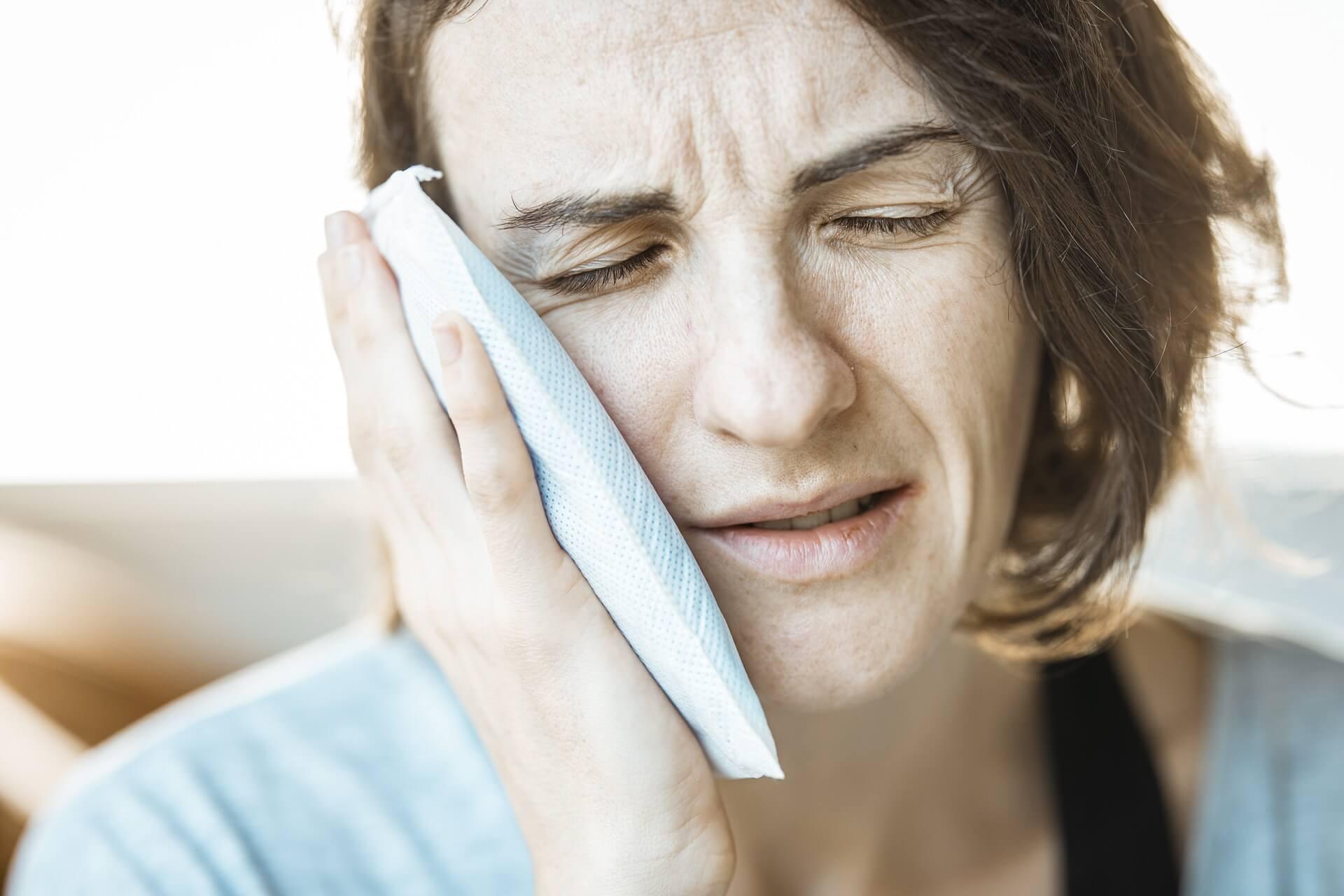 Problemas en encías inflamadas