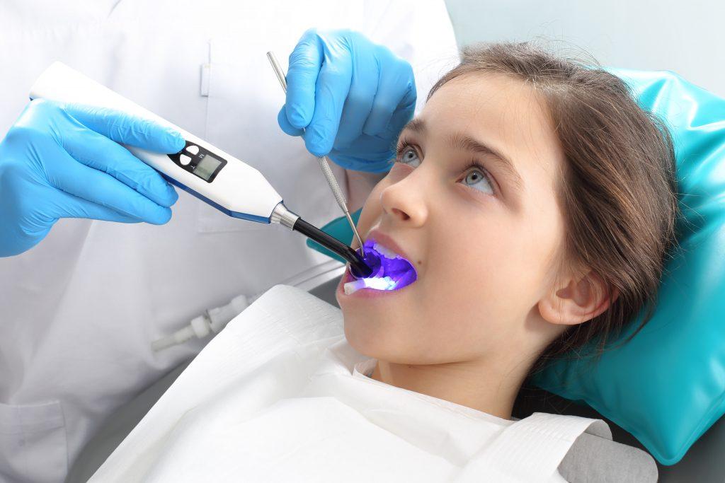 tratamiento laser en clinica dental